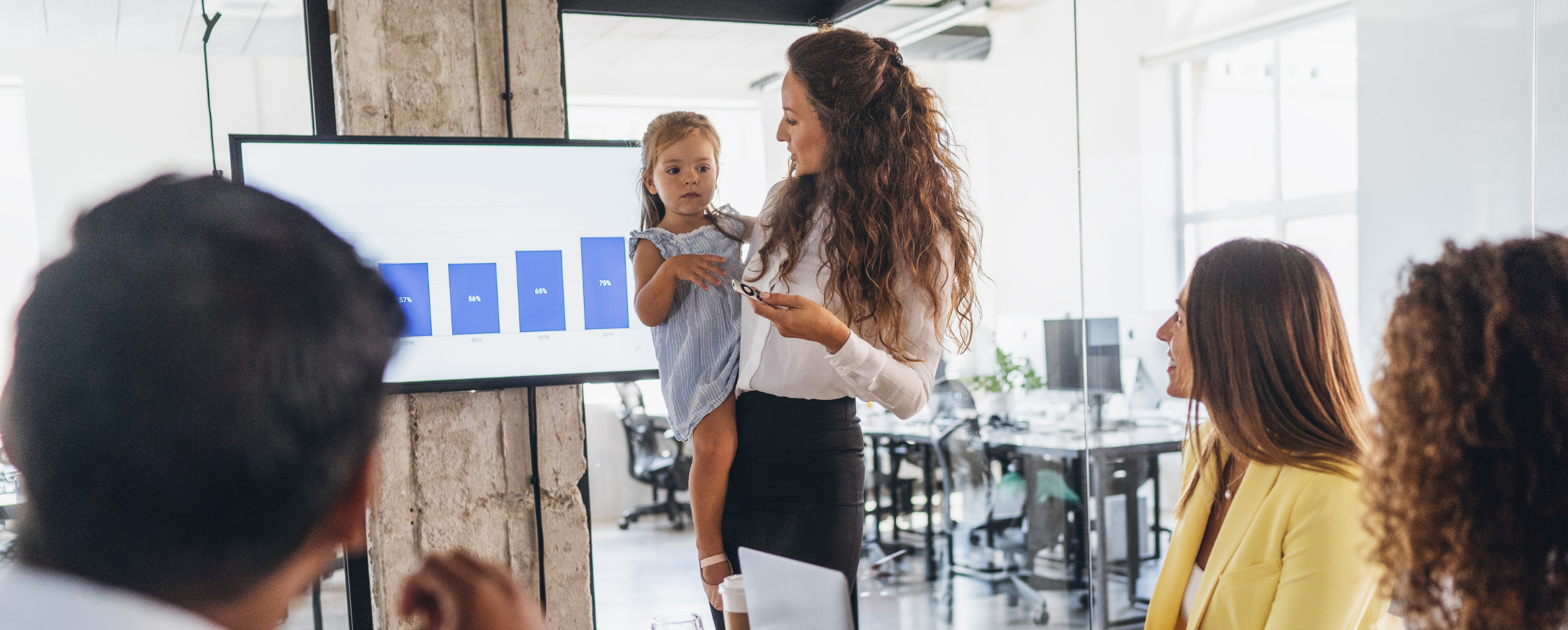 How to support mothers at work